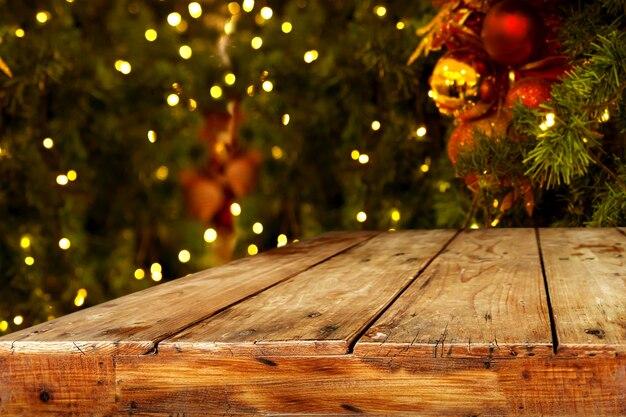 Desktop Fireplace Christmas Tree