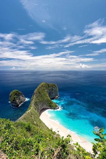 Premium Photo Beautiful Sea Bali Island Indonesia