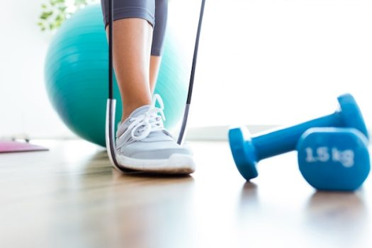 exercise or do sports