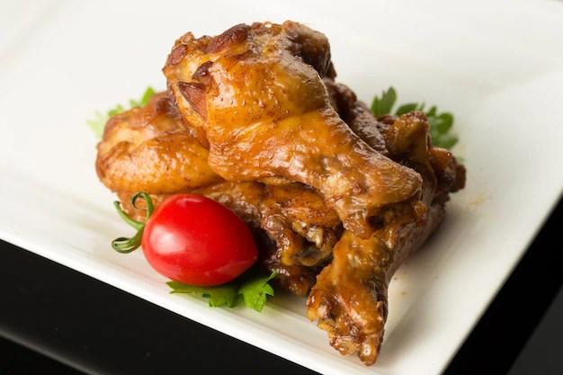 Chicken thighs Free Photo
