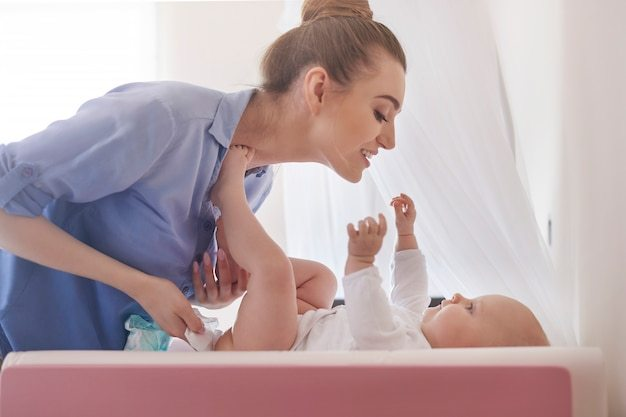 Assaduras em bebês