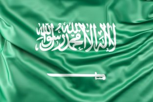 Flag of saudi arabia Free Photo