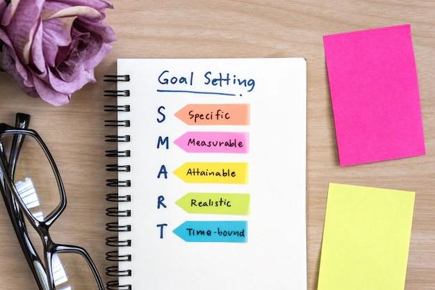 como ter uma vida saudável - falta de metas
