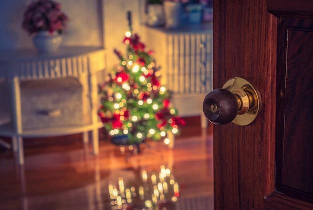 Christmas Door Vectors Photos And PSD Files Free Download