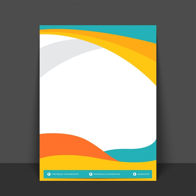 Pamphlet Vectors Photos And Psd Files Free Download