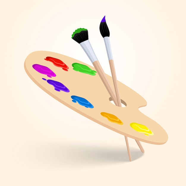Palette Vectors Photos And PSD Files Free Download