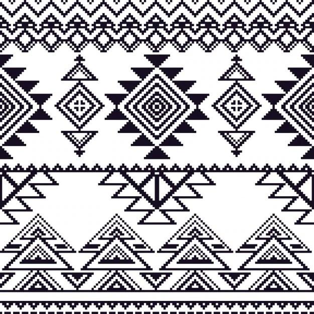 Mescalero Apache Tattoo