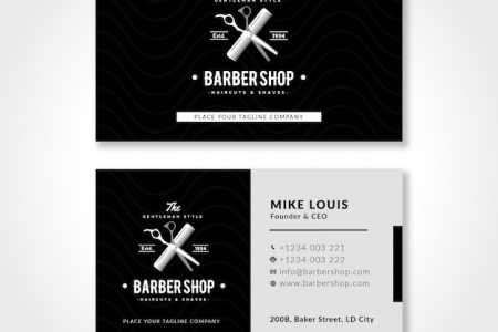 Financial template for business plan barber business card template the barber business card template is packed with interesting resources for avid designers familiar with different microsoft and adobe products colourmoves