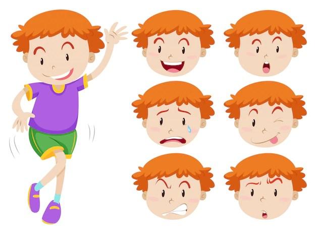 Trẻ ở độ tuổi này sẽ có những nhận thức khác nhau về cảm xúc của mình (Ảnh: Sưu tầm)