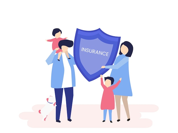 Importance of Managing Insurance Documents of Family