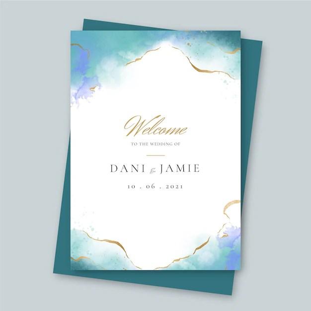 premium vector elegant wedding poster