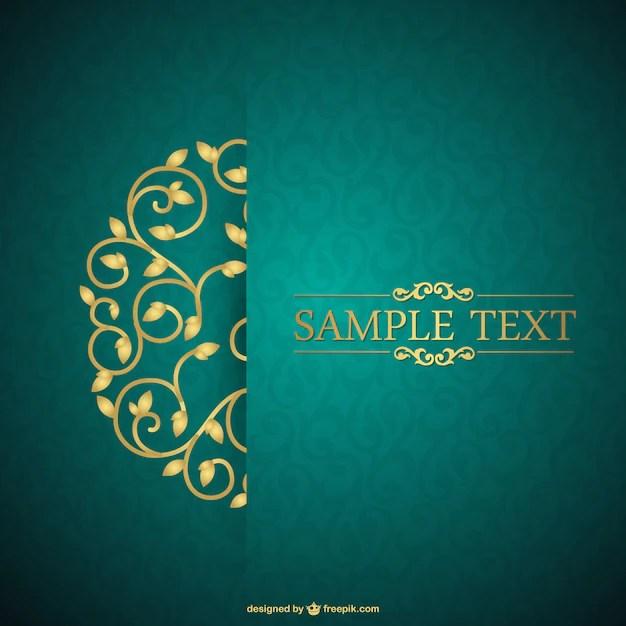 Free Muslim Wedding Invitation Cards Designs Wedding Invitation – Free Invitation Cards Templates