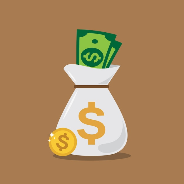 Money Bag Vectors Photos And PSD Files Free Download