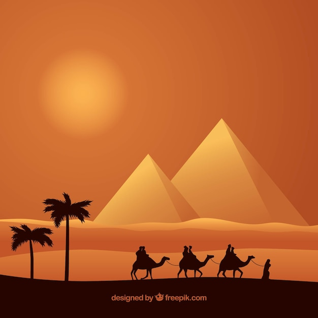 Camel Desert Vectors Photos And PSD Files Free Download