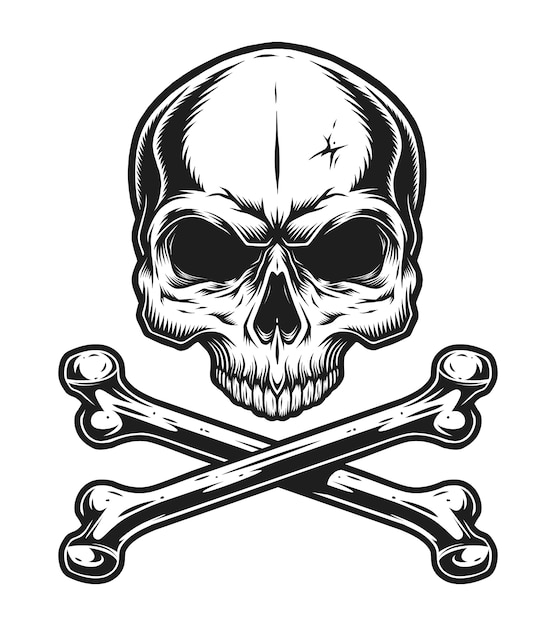 Skull And Crossbones Images Free Vectors Stock Photos Psd
