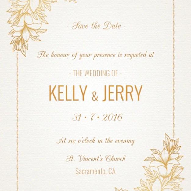 Watercolor Wave Response 4 1 8 X 5 2 Free Wedding Invitation Template