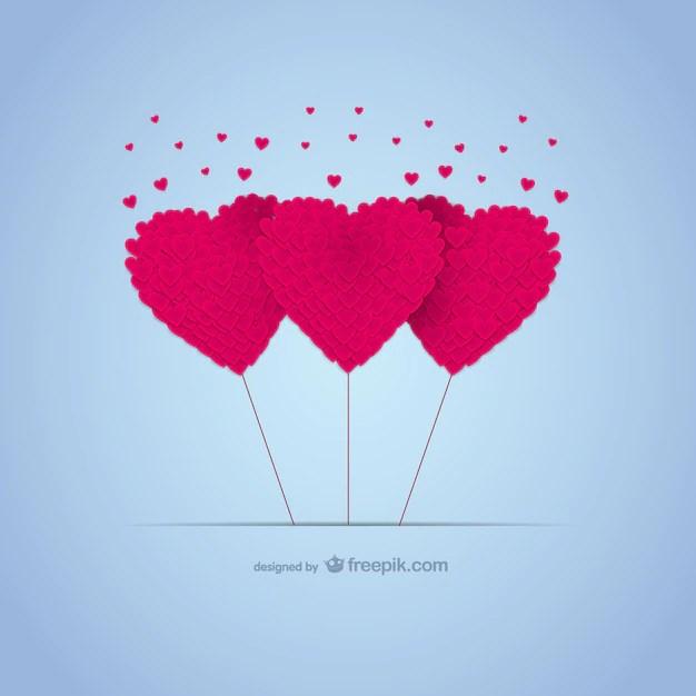 Liebe Herzen Karte Kostenlos Zum Download Download Der
