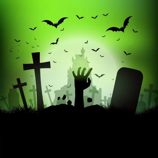 Afbeeldingsresultaat voor zombie graf