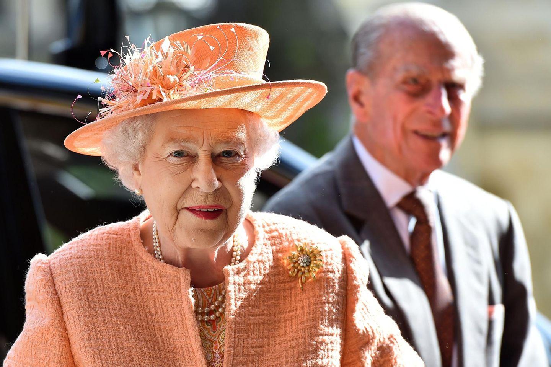Queen Elizabeth Behalt Sie Diese Geburtstagstradition Bei Gala De