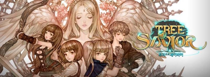 帶動新熱潮的MMORPG《Tree of Savior》國際版將支援繁體中文! - 香港手機遊戲網 GameApps.hk