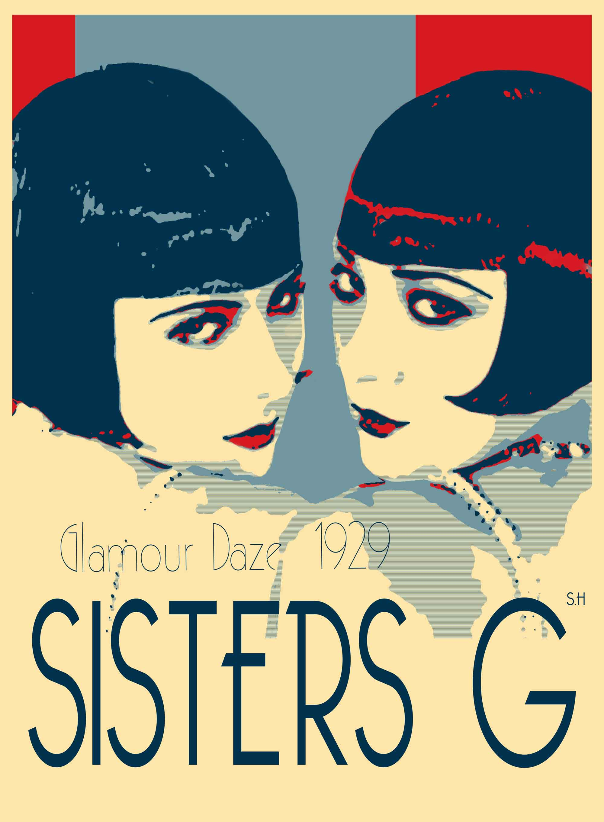 1920s Flappers Anything Goes
