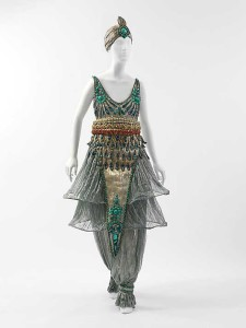 Paul-Poiret---harem-Dress-1911