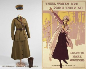 History Of Womens Fashion 1900 To 1919 Glamour Daze