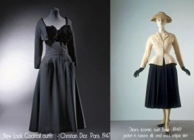 Diors-New-Look---1947-and-1948