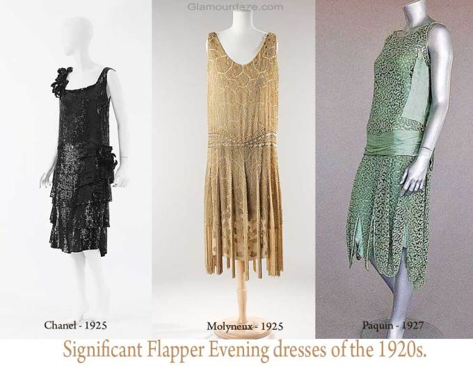 History of Women's 1920s Fashion - 1920 to 1929 | Glamour Daze