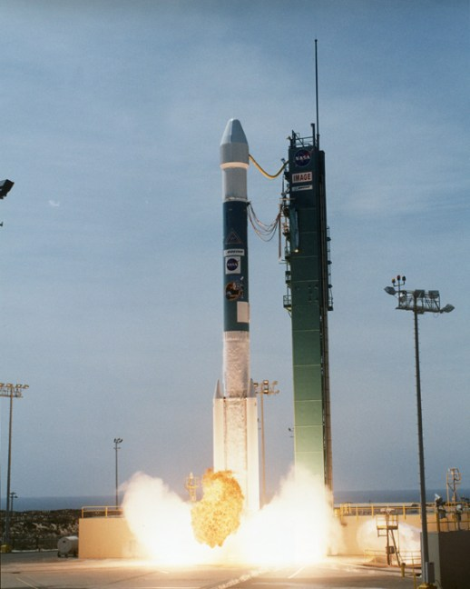 NASA launch photo