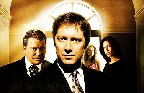 Boston legal... La serie en cuestión xD