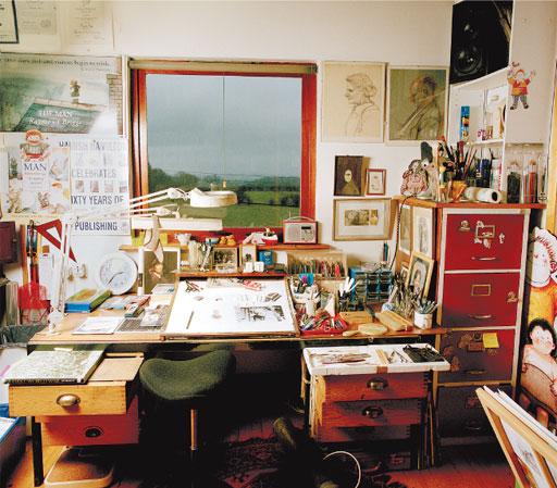 Raymond Briggs study