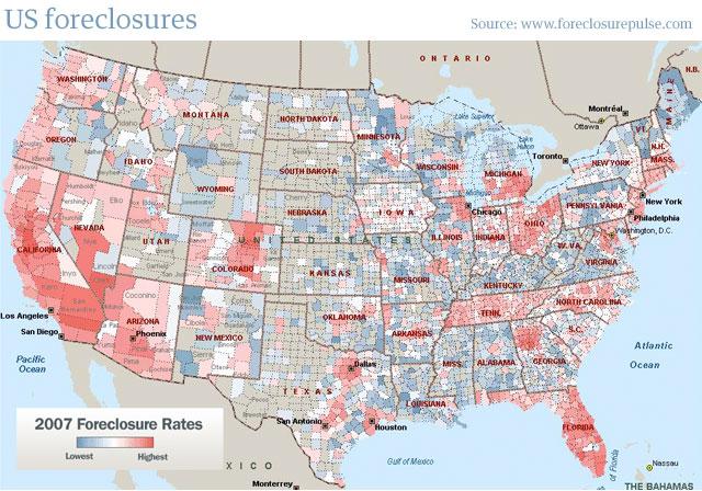 foreclosure graphic