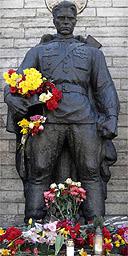 Bronze Soldier