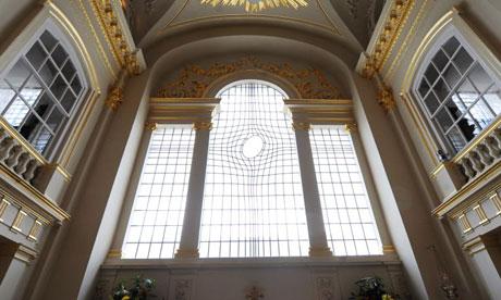 St Martin-in-the-field window