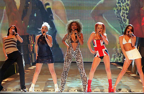 Spice Girls Cool Britannia Brit Awards