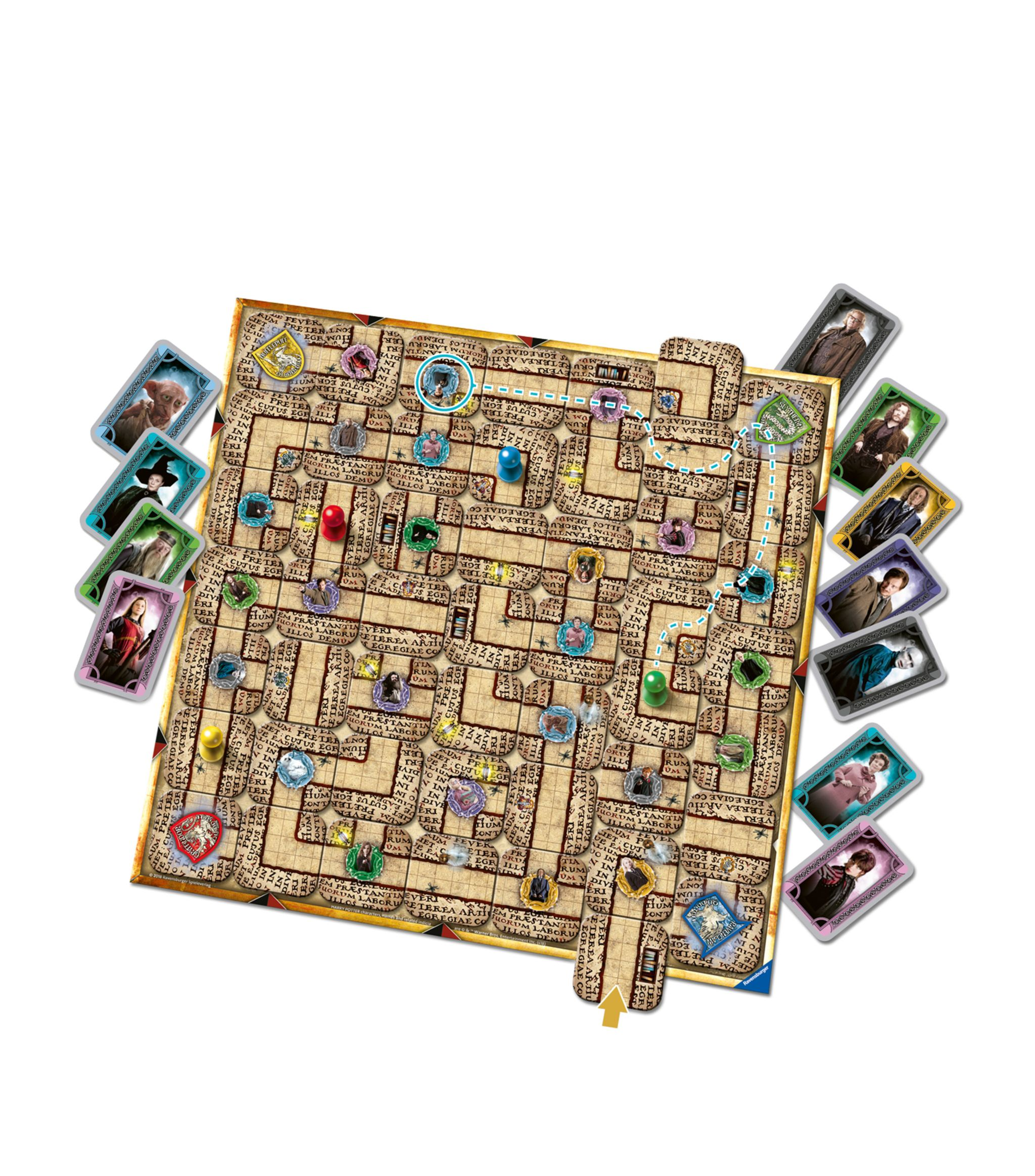 Harry Potter Labyrinth The Moving Maze Game