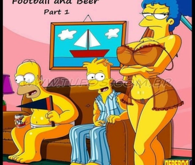 Football And Beer 1 Comic Porn