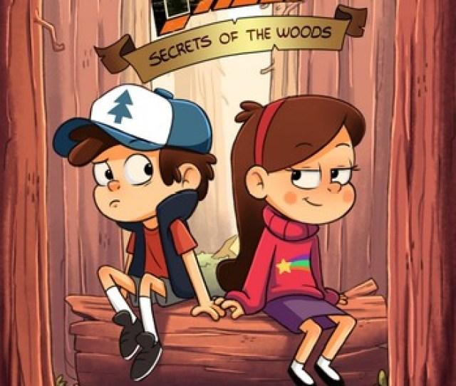 Gravity Falls Secrets Of The Woods Comic Porn