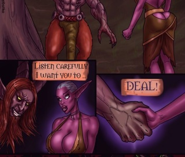 Parody World Of Warcraft Archives Hd Porn Comics