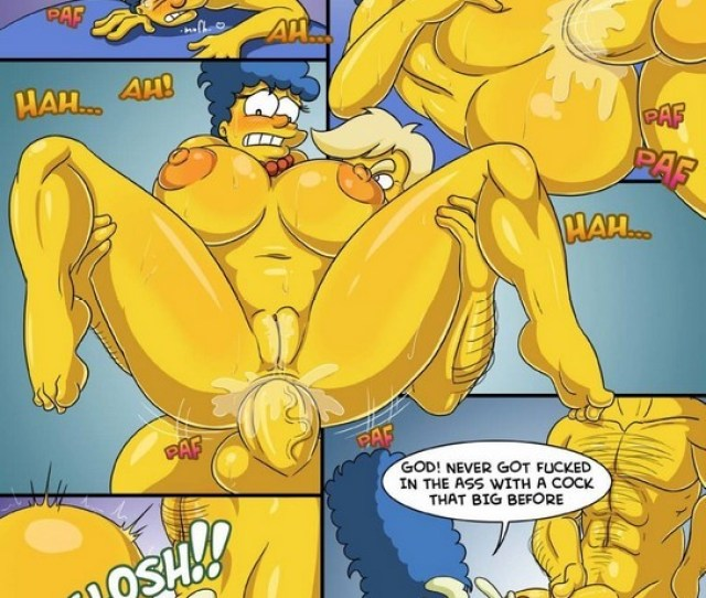 Dare Teens Porn With The Simpsons Bitoni