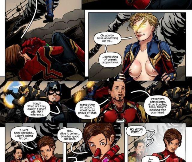 The Avengers Edge Game Comic Porn Hd Porn Comics