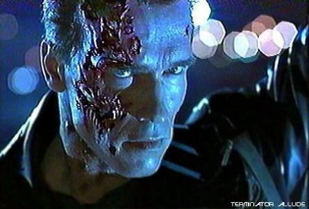 Terminator, ras robot yang bakal memusnahkan manusia penciptanya
