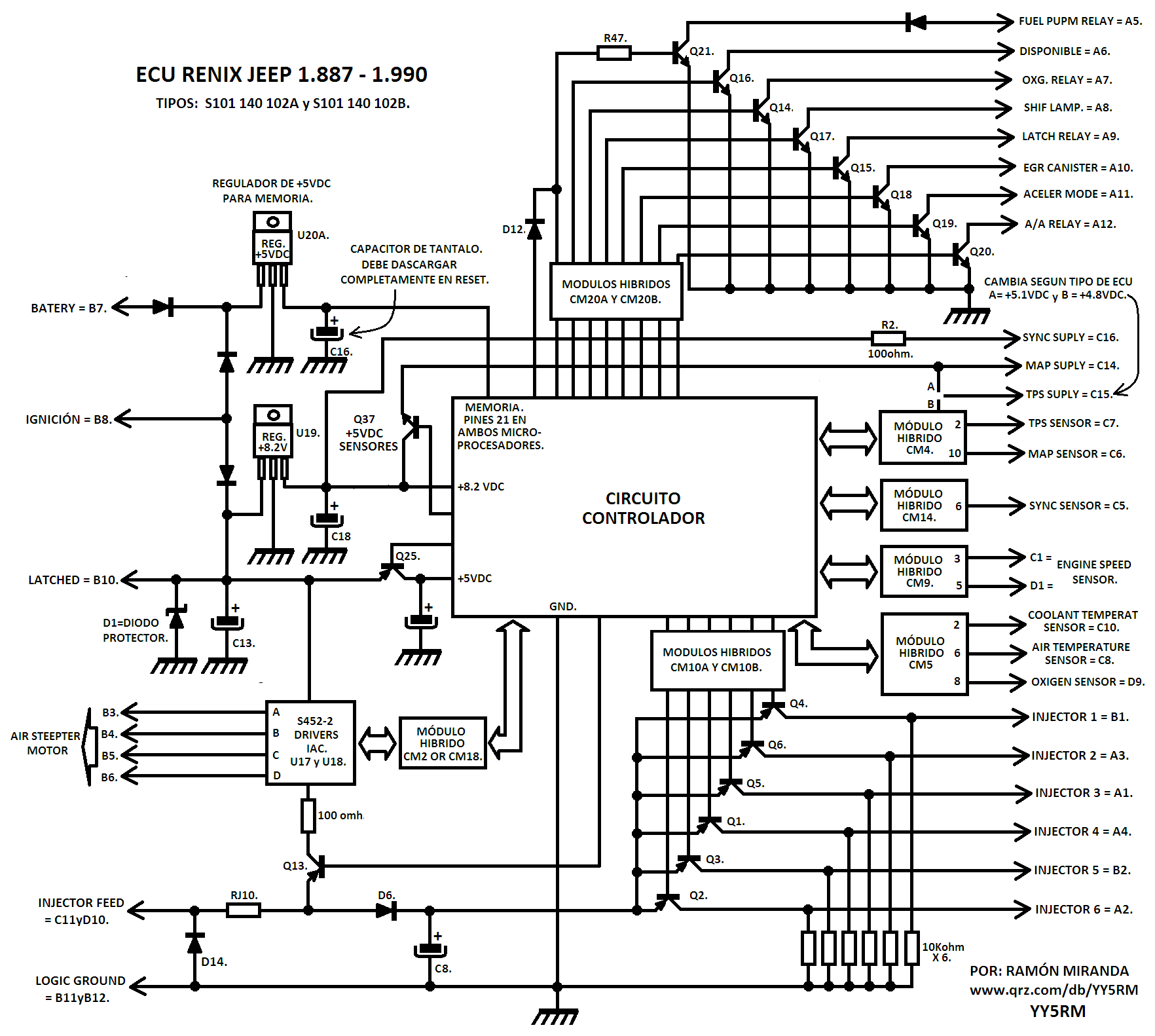 Diagram Manual Y Diagrama Corolla90 Full Version Hd