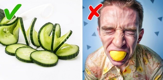 7_cucumber how to make white teeth