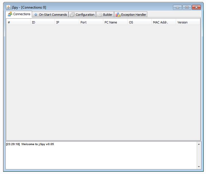 jSpy v0.05 – Stable [ Cracked ]