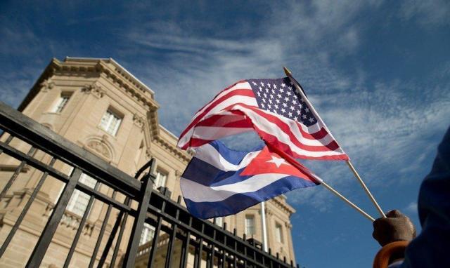 Doble paliza de Cuba a Estados Unidos