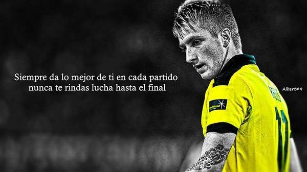 ¡Lucha hasta el final!
