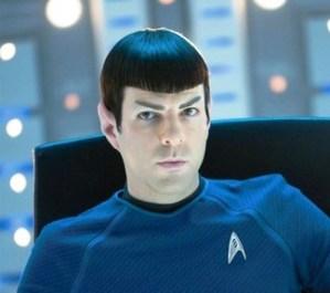 Manusia penjelajah galaksi. Tokoh Spock dalam Film Star Trek