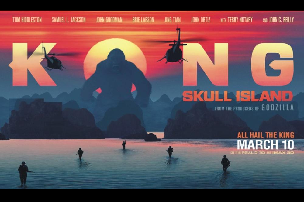 Kong Skull Island Movie Online Free
